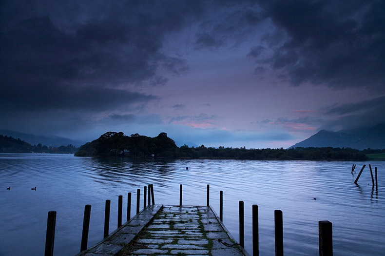 Keswick Dawn 2 - Lake District