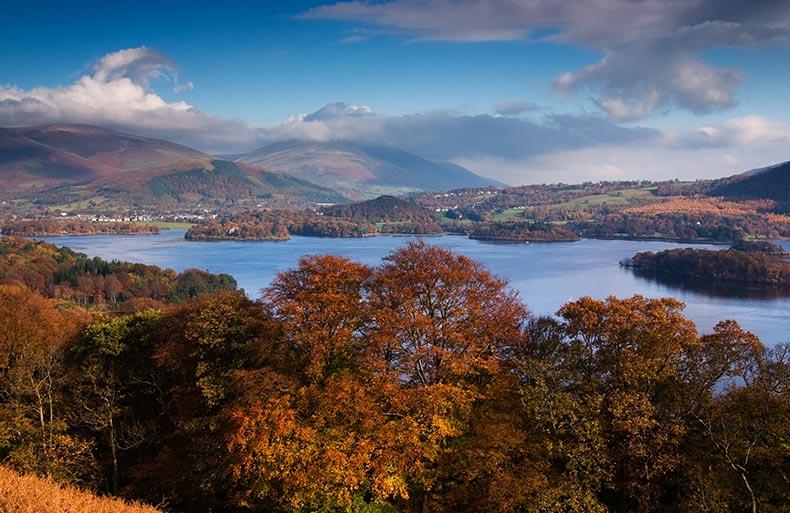 Derwentwater - Lake District