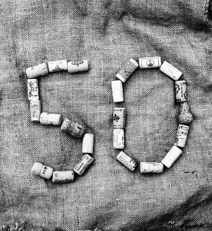 Fifty Corks - Close Up & Still Life