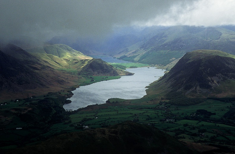 Crummock Water - Lake District