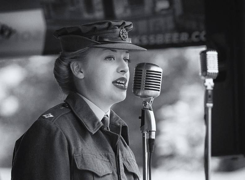 Lucy Lane - Black Country 1940s