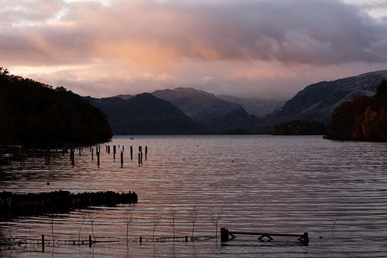 Dawn Over Derwentwater 2 - Lake District