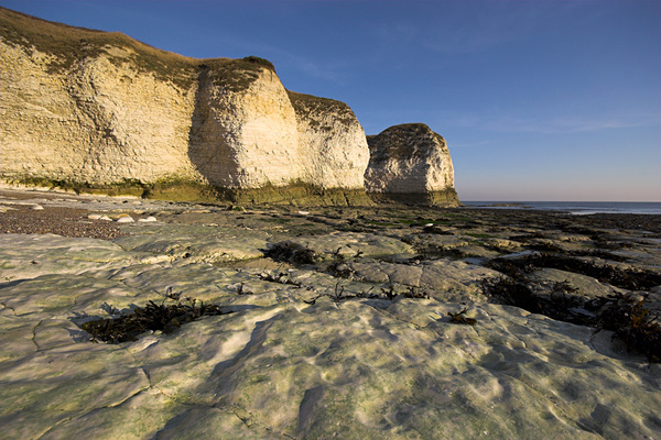 Flamborough Beach - Landscapes