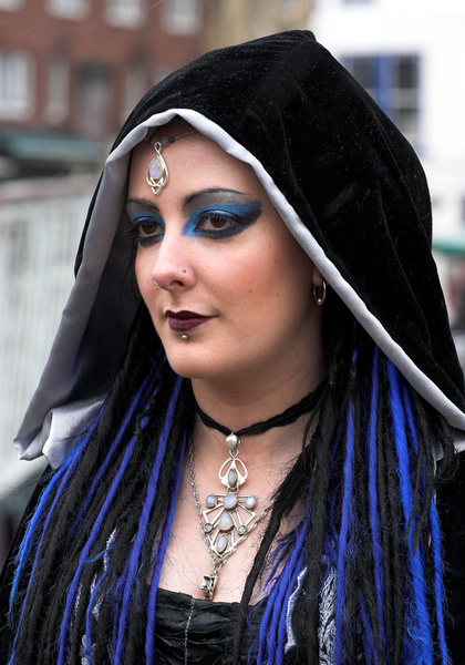 - Goth Weekend, Whitby 2008