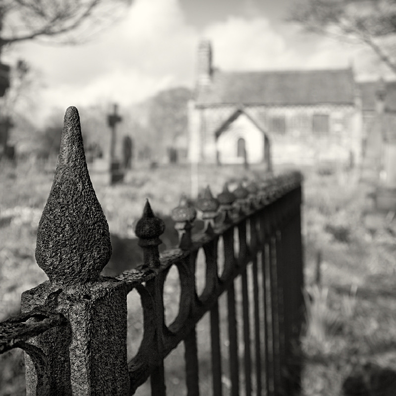 church railings