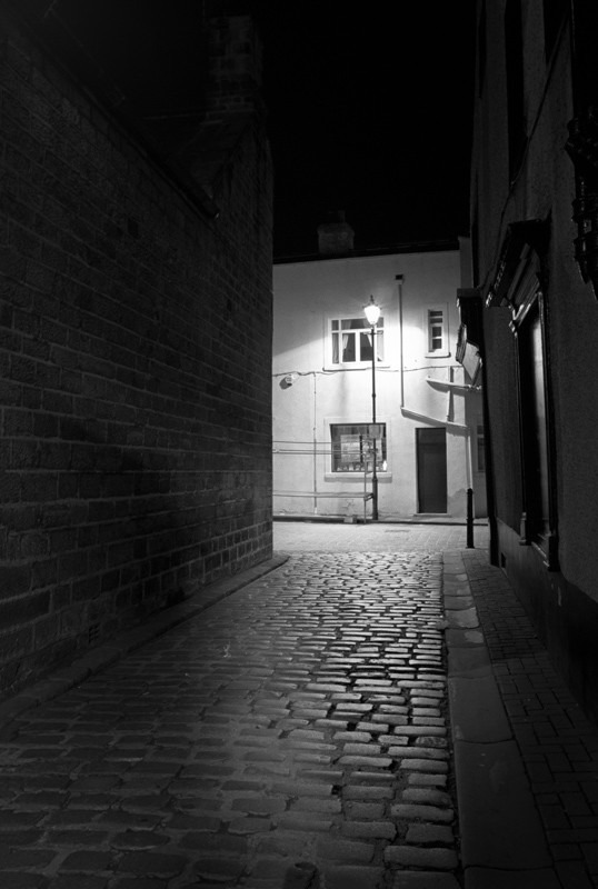 Otley Night Study 3 - Night Exposures