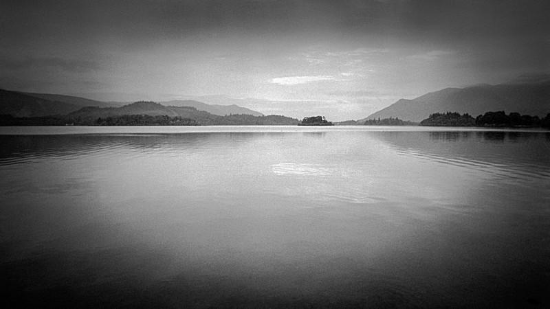 Lake District Light Pano - Panoramic