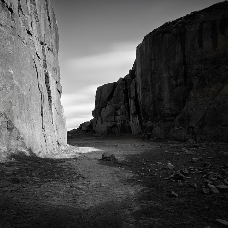 Old Rocks of Ilkley Moor #4 - Landscapes