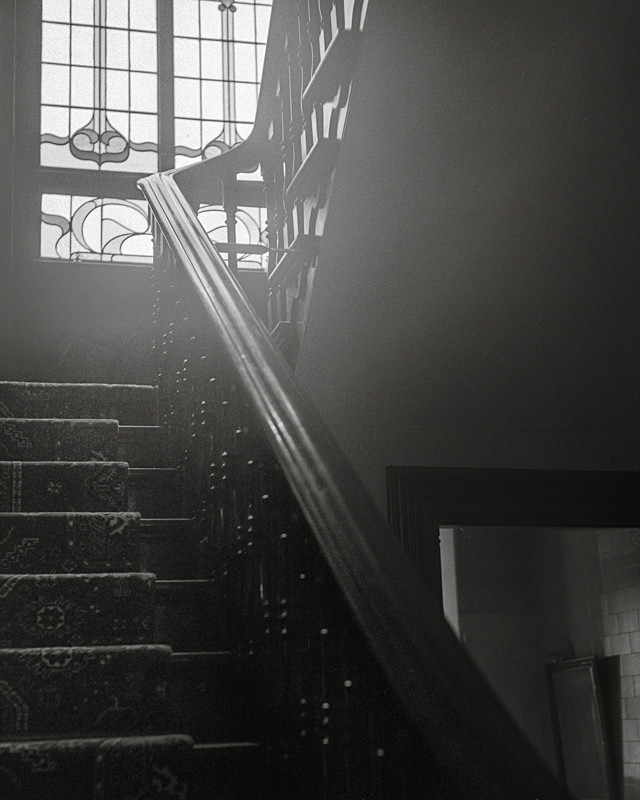 Victorian Staircase - Architecture