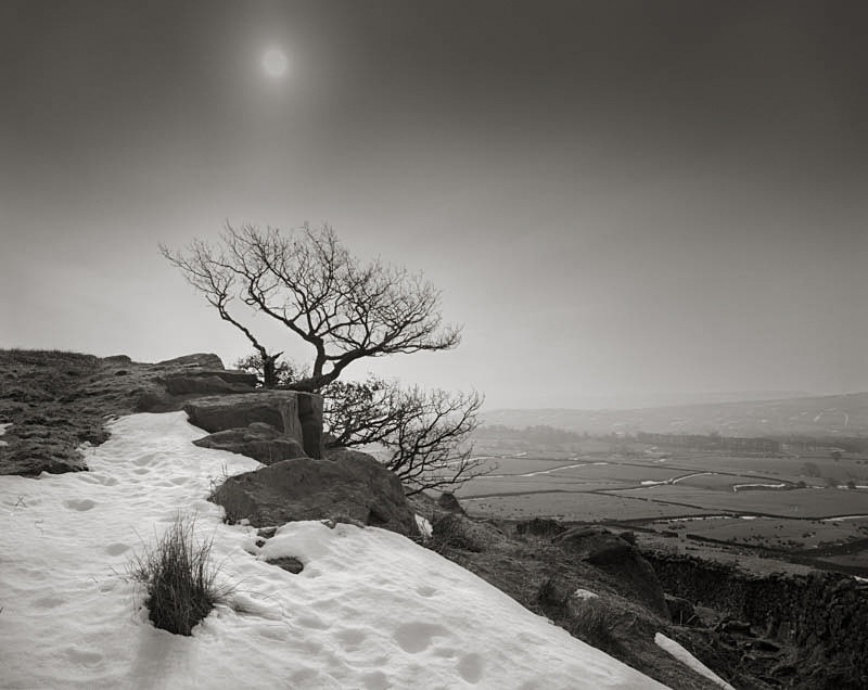 Out Crop, Barden Moor - Landscapes
