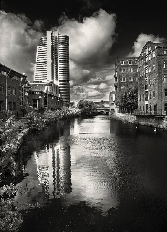 River Aire Photograph