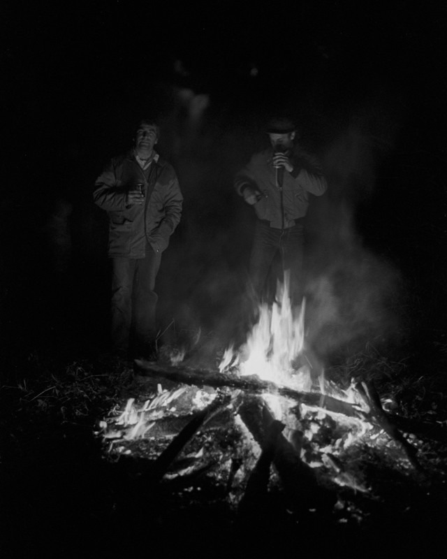 Warmth - Night Exposures