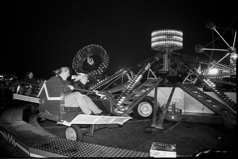 Fair Fun - Night Exposures