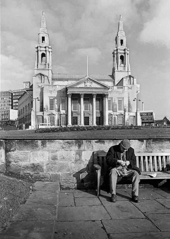 Civic Hall Leeds circa 1980
