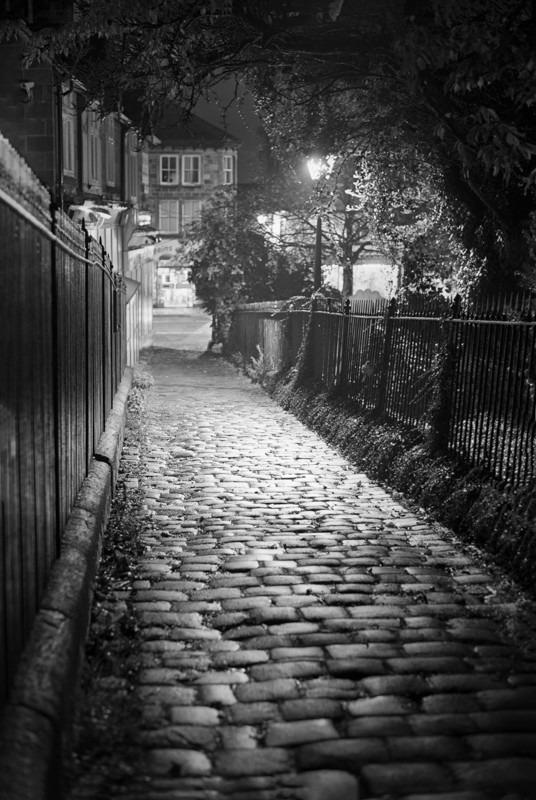Otley Night Study 1 - Night Exposures