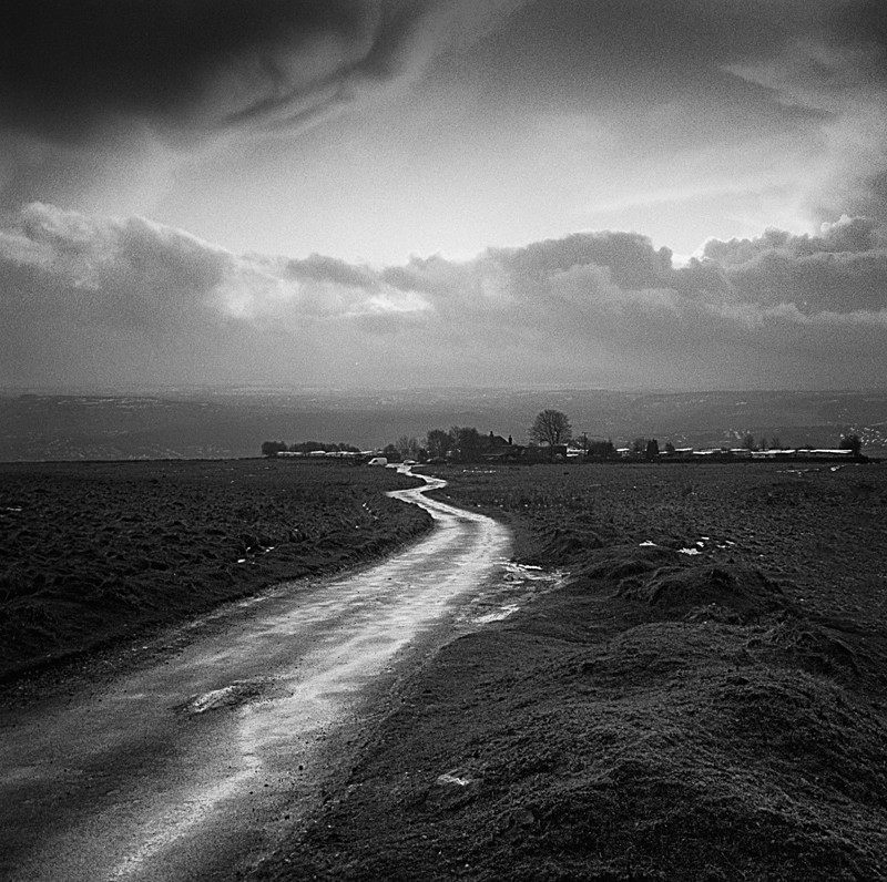Moorland Road - Landscapes