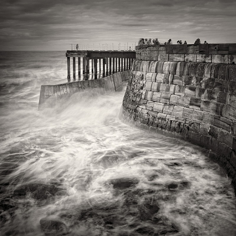Stormy Seay at Whitby