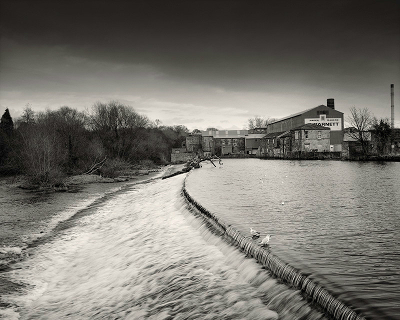 Otley Wier and Garnet Mill