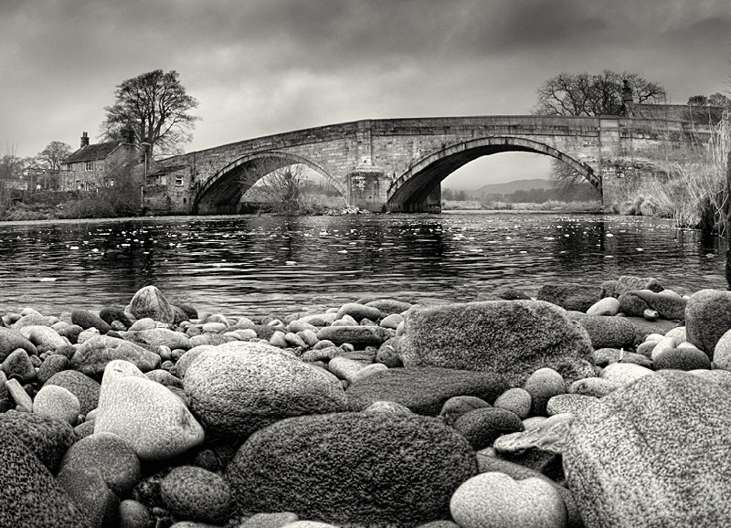 Bridge at Bolton Abbey