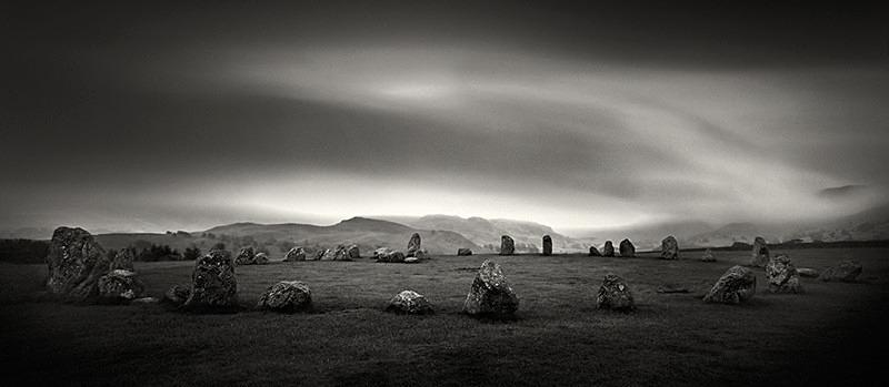 Panoramic Stone Circle