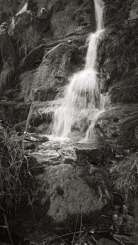 Little Waterfall - Panoramic