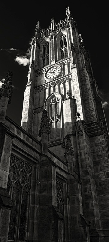 Leeds Church Vertical panoramic