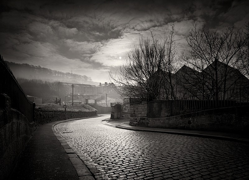 Cobbles Keighley