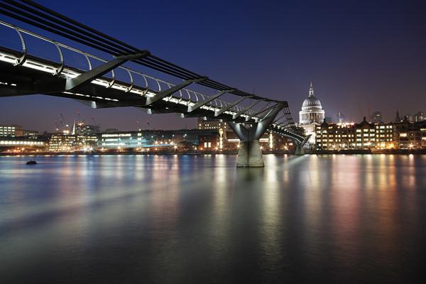 Millenium Bridge - United Kingdom