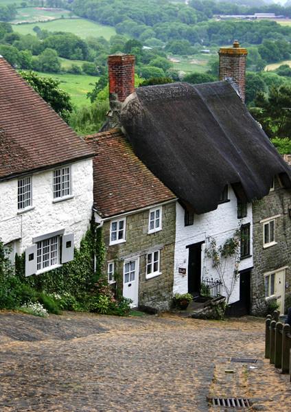Gold Hill - United Kingdom