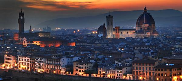 Panorama - Tuscany