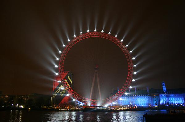 New Year - United Kingdom