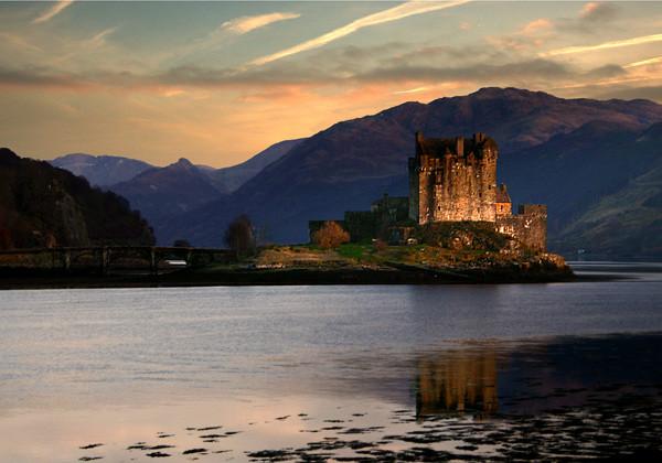 Eilean Donan Castle - United Kingdom