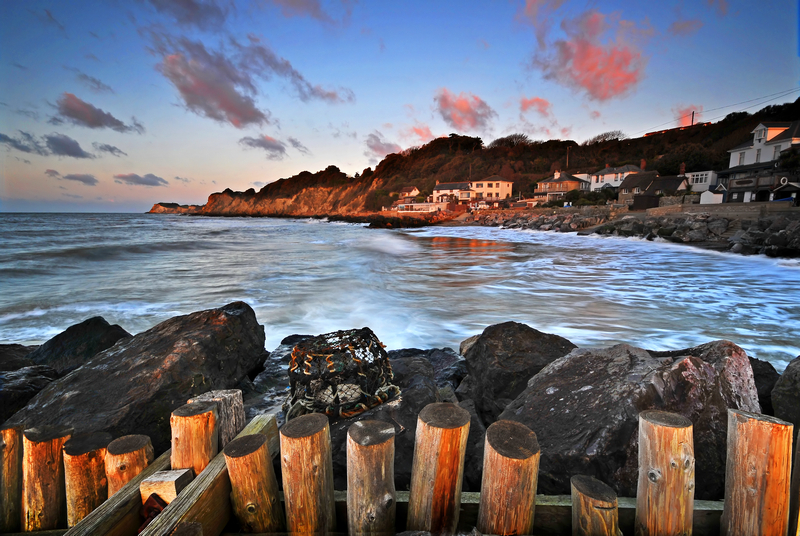 z1278 Steephill Cove - Ventnor to St Catherine's inc Bonchurch & Whitwell