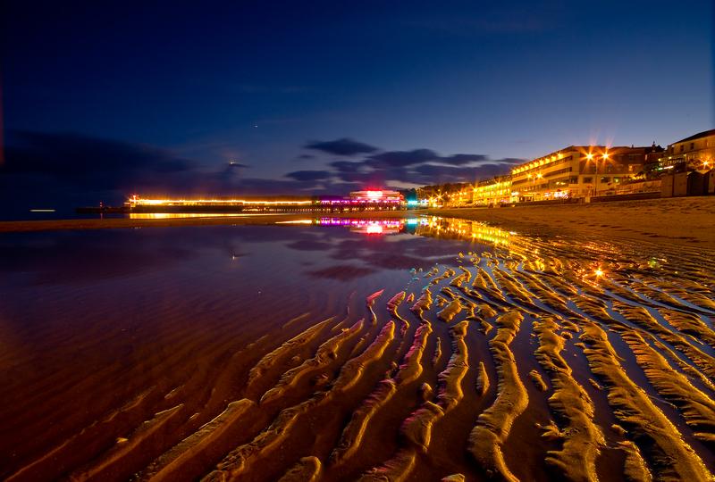 z1124 Sandown Pier - Sandown, Shanklin, Luccombe and Wroxall