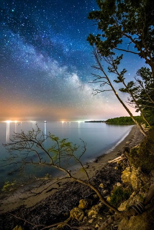 z3060 Priory Bay under the Milky Way - Latest Photos