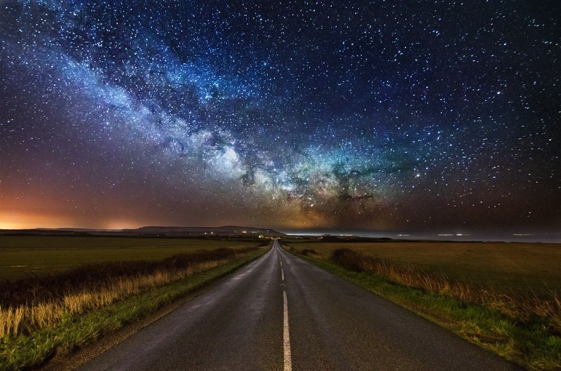 z2343 Road to the Stars, Brighstone - Blackgang to Compton inc West Wight