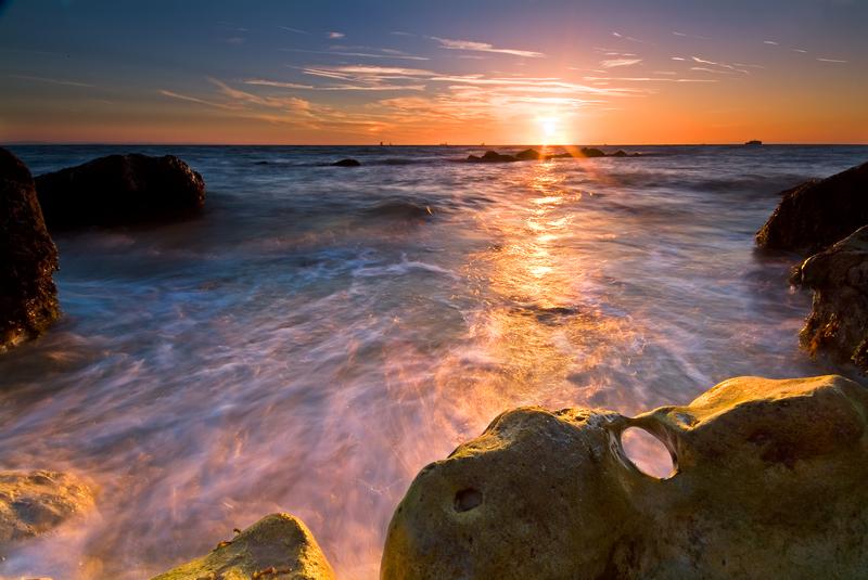 z1144 Sunrise, Priory Bay - Seaview to Bembridge, Whitecliff Bay and Brading
