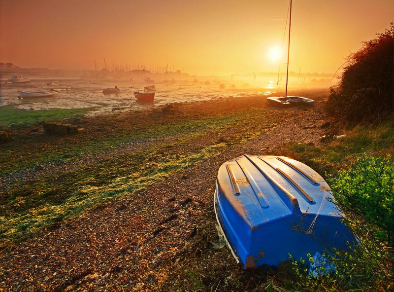944 Bembridge Harbour - Seaview to Bembridge, Whitecliff Bay and Brading