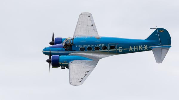 Avro Anson Nineteen - Aviation
