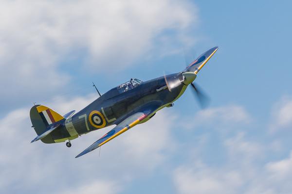 Hawker Sea Hurricane - Aviation