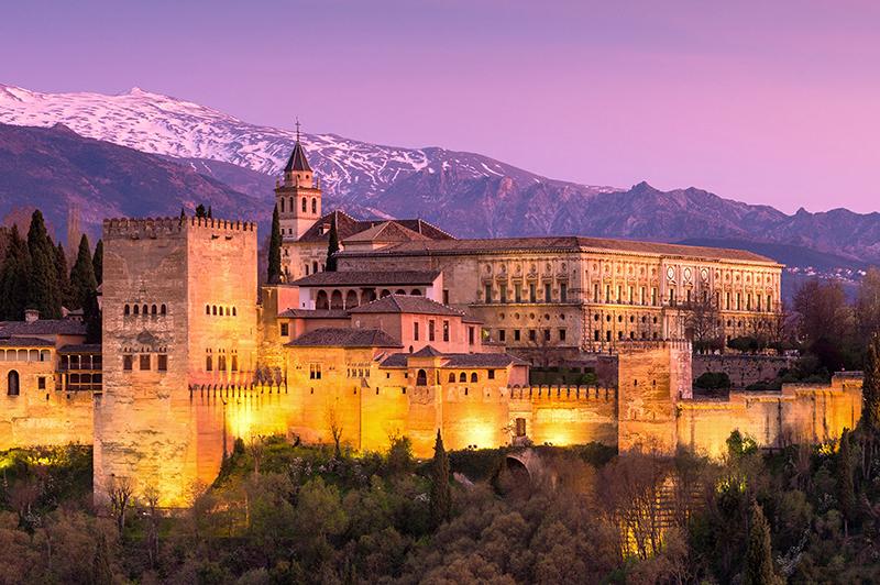 Alhambra Granada Photography | Travel Photography Spain
