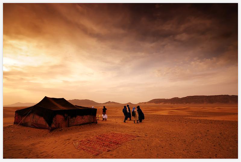 Sahara Desert, Morocco - Travel