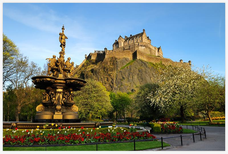Edinburgh Photography   Travel Photographer UK