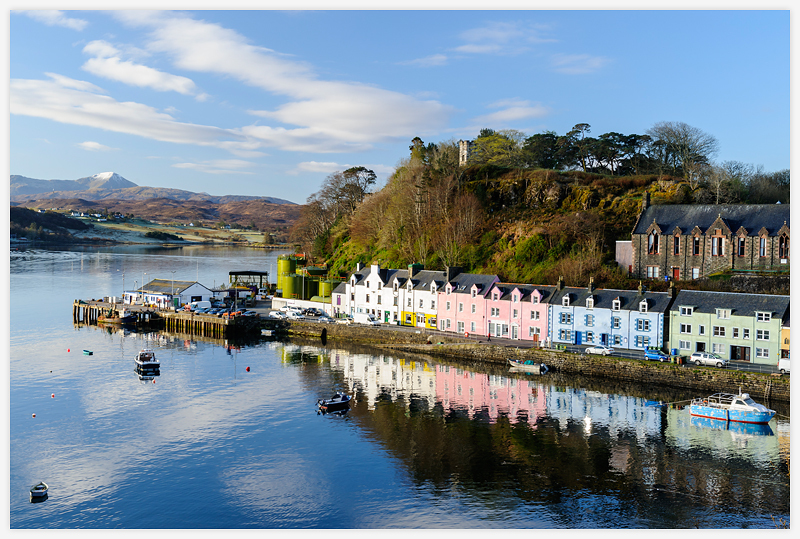 Portree Isle of Skye | Landscape Photography