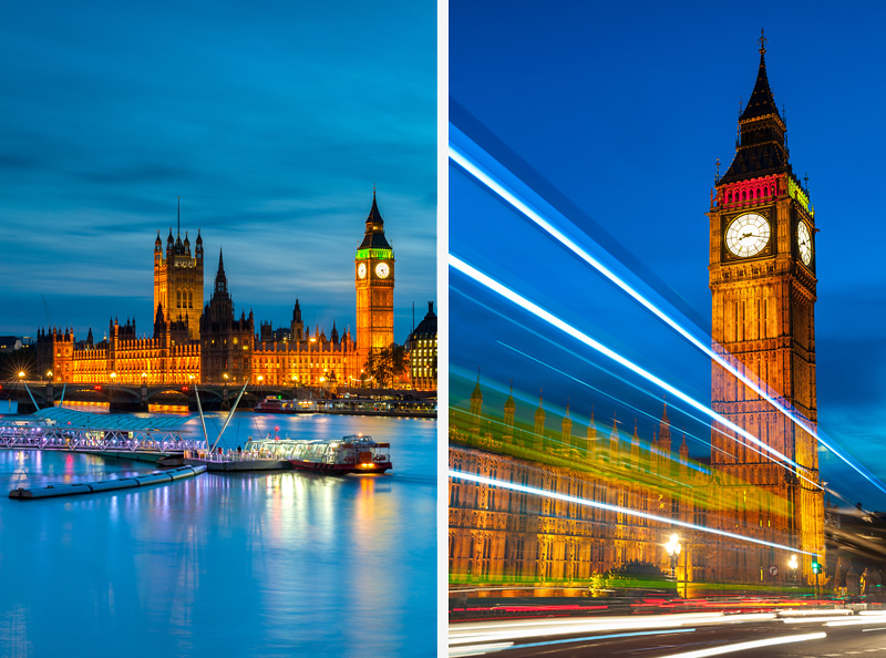 Houses of Parliament London | Travel Photography