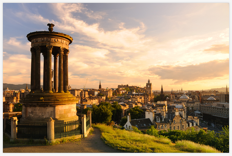 Edinburgh Scotland | Travel Photography