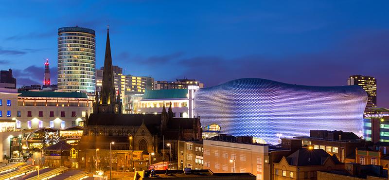 Birmingham Photography | Cityscape Photographer UK
