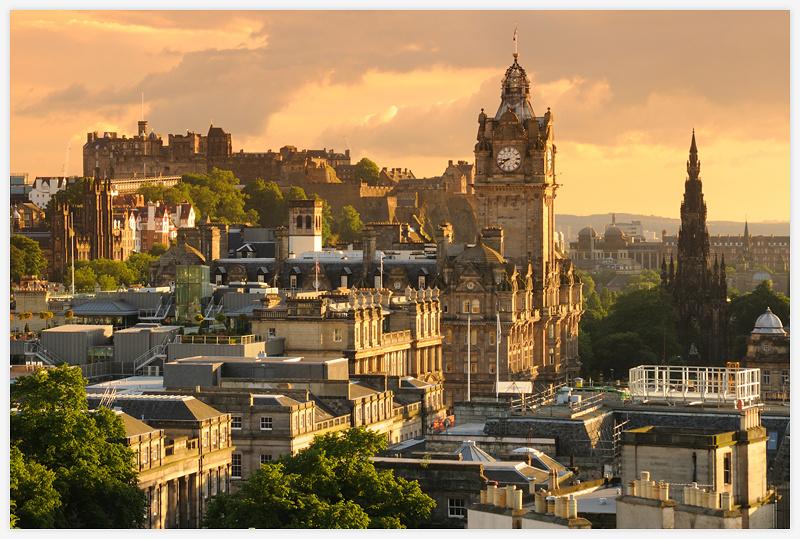 Edinburgh Photography | Cityscape Photography UK