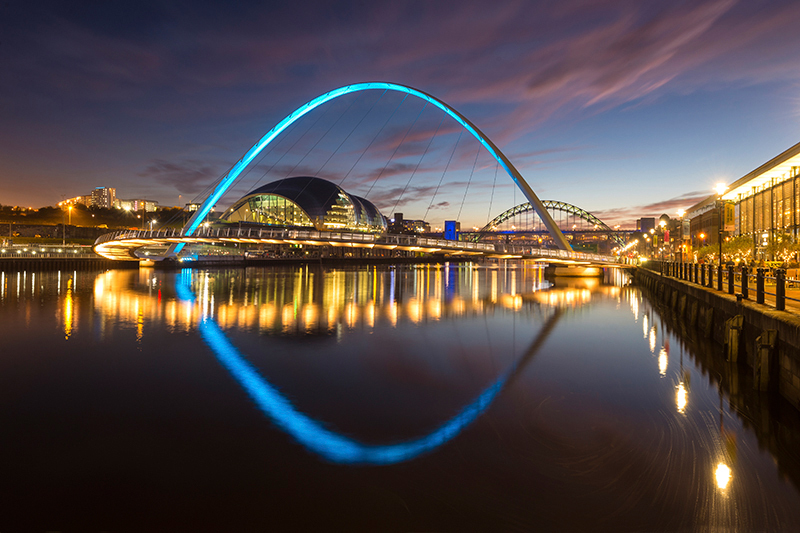 Newcastle Upon Tyne | Travel Photography
