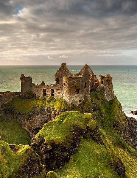 Dunluce Castle - Landscapes
